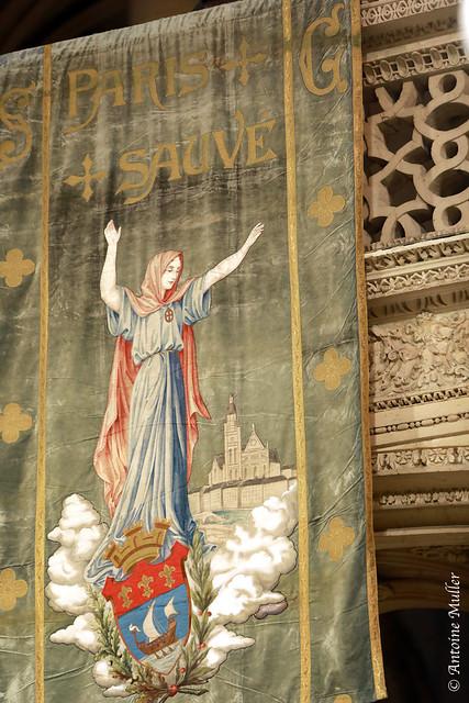 Pèlerinage fluvial à sainte Geneviève 2019