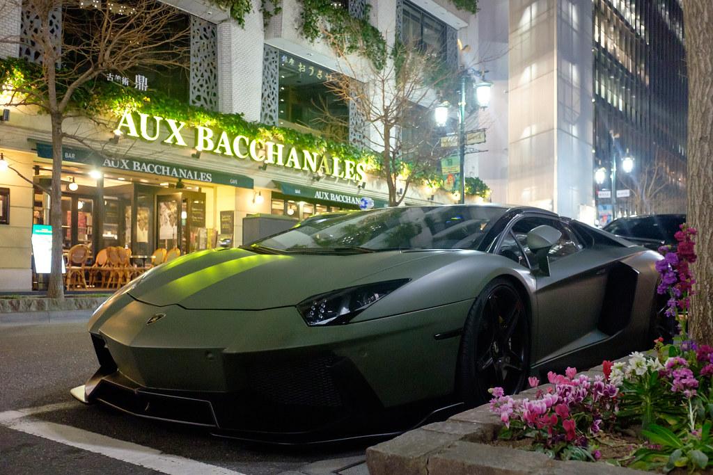 Lamborghini Aventador 2019/01/22 X7001555