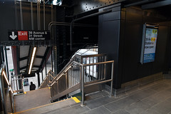 Reopening of the 39 Av-Dutch Kills station on the Astoria Line