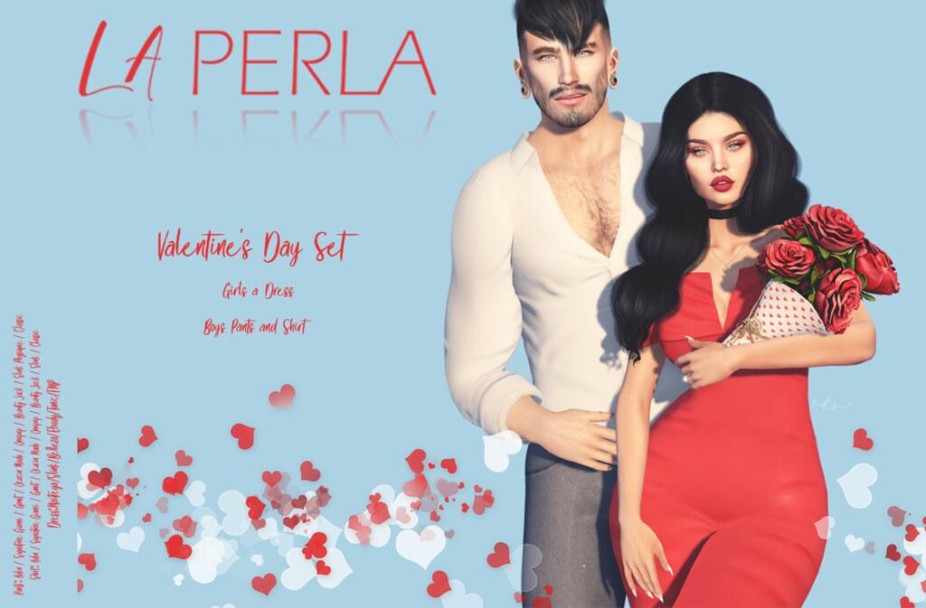 LP}- Valentine's Set