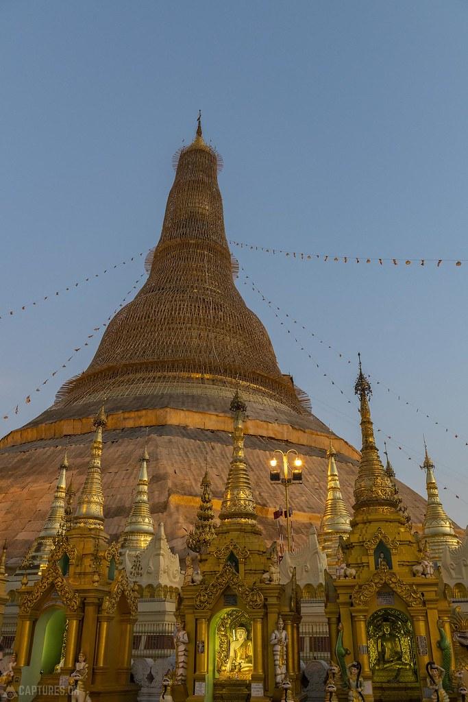 Shwedagon 2 - Yangon