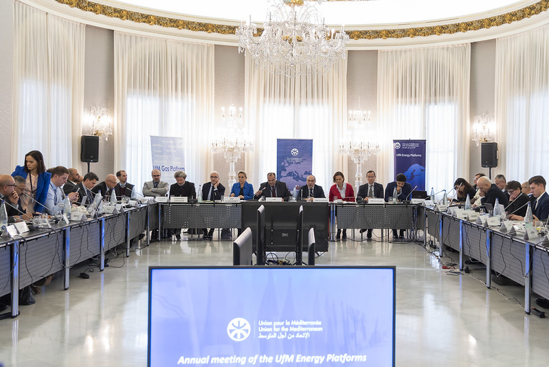 29-30.01.2019. Meeting of the UfM Energy Platforms: towards a sustainable Energy Transition in the Mediterranean