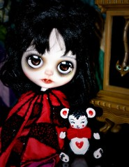 Lydia Deetz (Fatally Yours) - Blackbirdblythe Custom