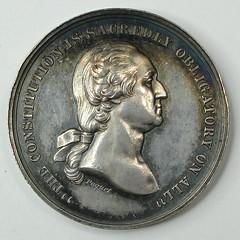 Mystery medal 1 obverse