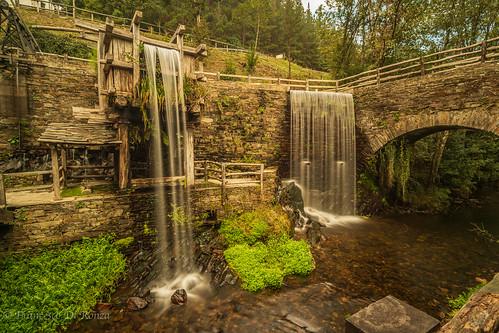 waterfall Museo de los Molinos 2.)1810-709