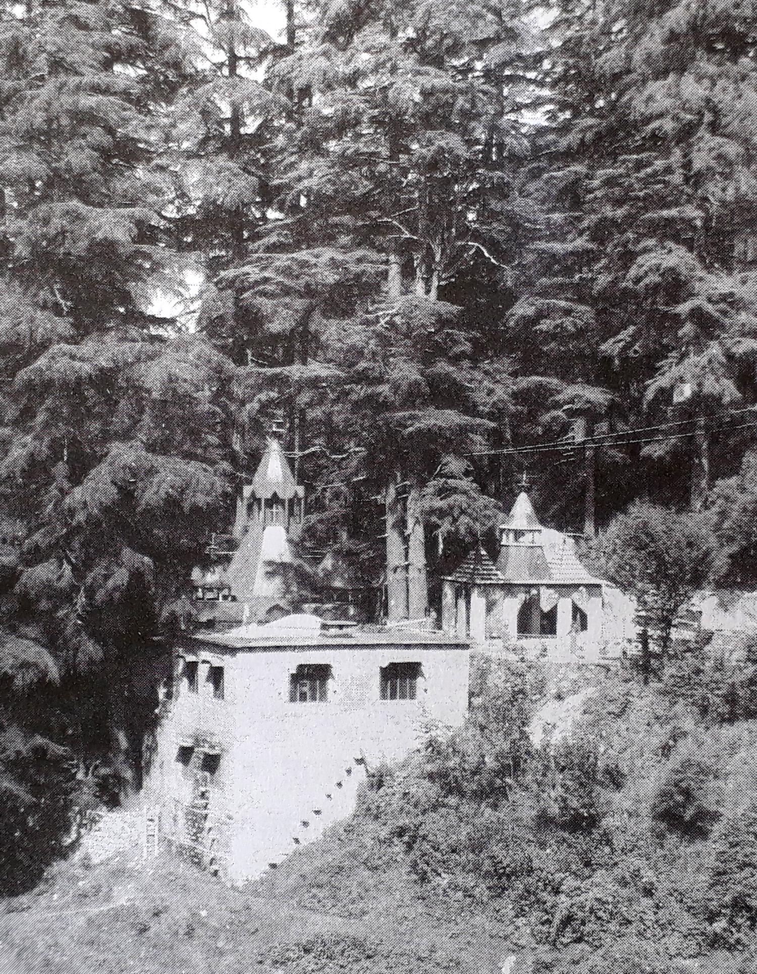 चामुण्डा मन्दिर गंगोलीहाट
