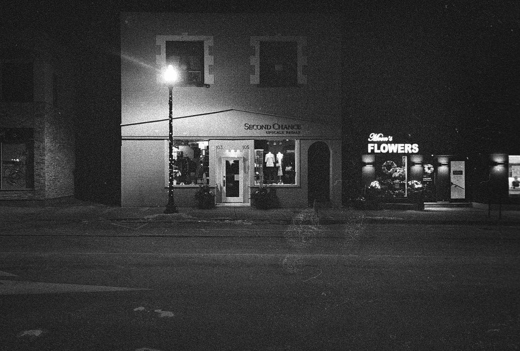 Oakville - After Dark