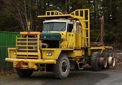 Kenworth C500 Logging Truck