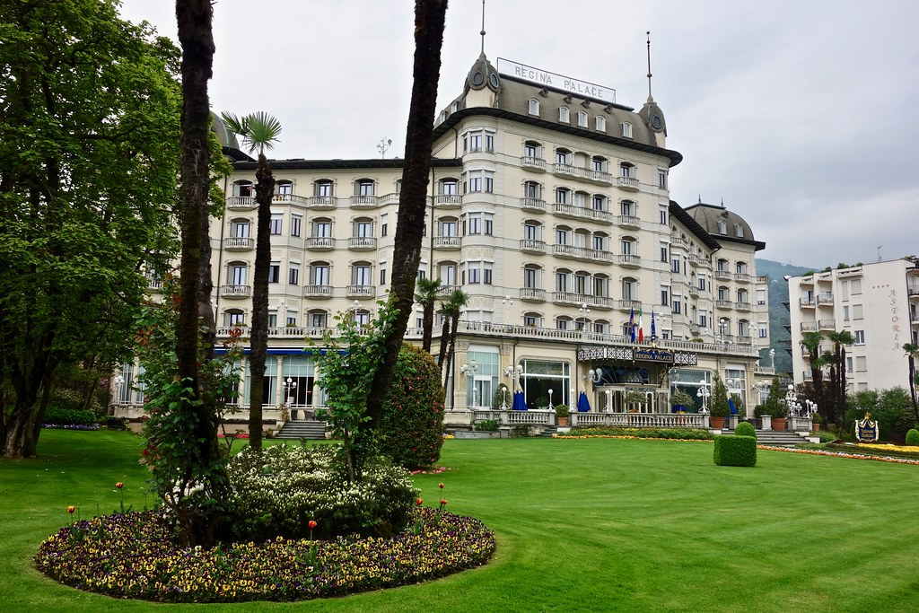 Weekend al Lago Maggiore - Regina Palace Hotel