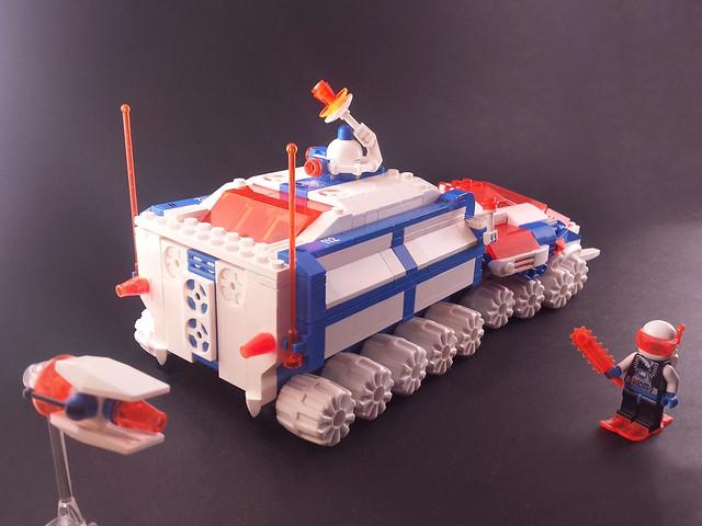 Ice Rover 2002