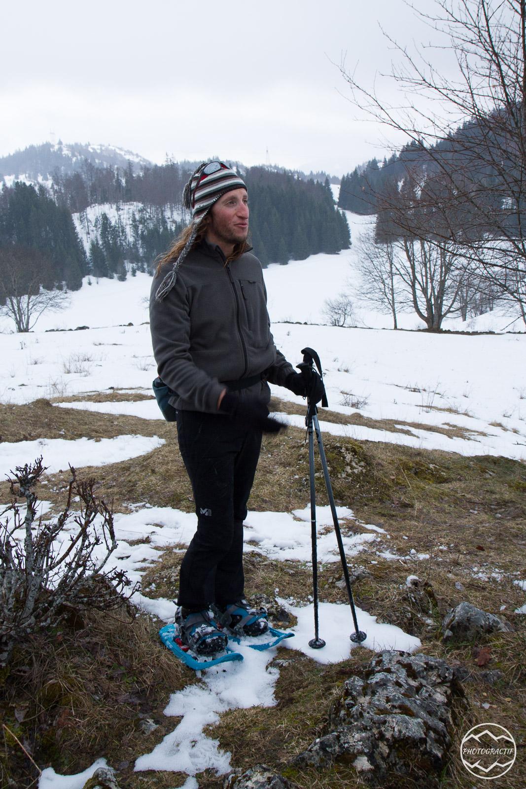 DSN Entrainement Ski Raquettes (92)