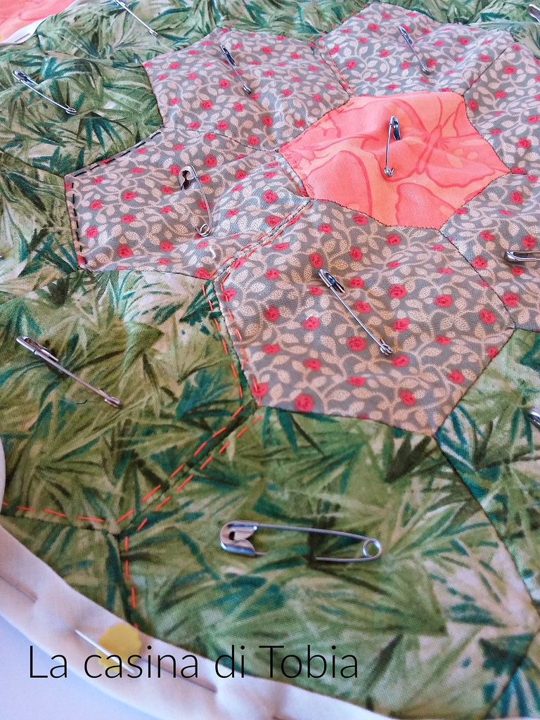 Quilting patchwork by Martha Mollichella La casina di Tobia