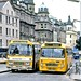 Northern Scottish: NT144 (LSS144P) and NT167 (USO167S) in High Street, Dundee