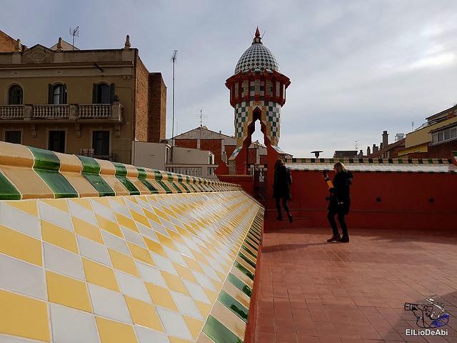 Casa Vicens primera casa modernista diseñada por Gaudi (23)