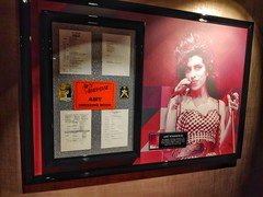 Amy Winehouse Memorabilia