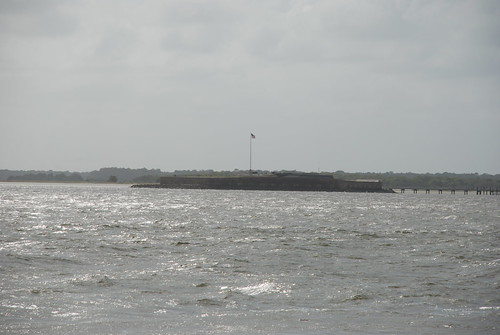 Fort Sumter. From History Comes Alive in Charleston