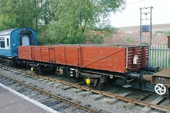 BR Open Goods Wagons