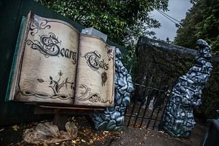 Scary Tales Entrance