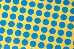 blaue Punkte