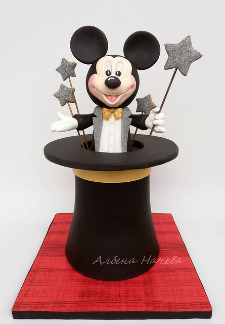 Mickey's Magic Show