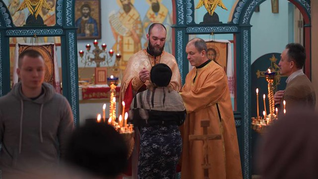 Прыміцыйныя Літургіі ў Менску