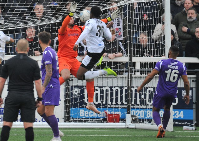 VNL: Bromley 2-0 Maidstone United