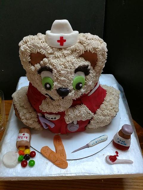 Cake by Dee Powell