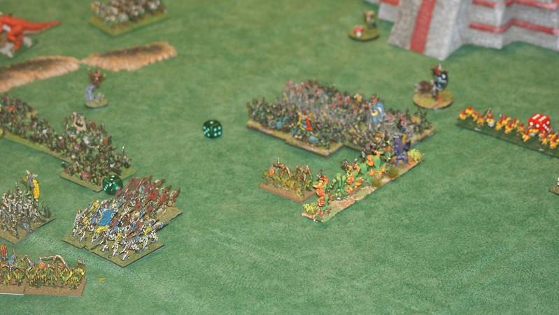 [4000 - Orcs+HL vs Khemri] La bataille des pyramides noires 46466204385_592502b12a_c