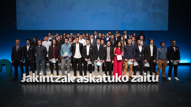Diploma banaketa: 2017-2018 promozioa