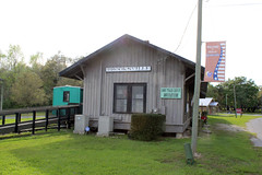 Brooksville Station and Historic One Room Schoolhouse