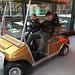 Junkyard Golf buggy riders