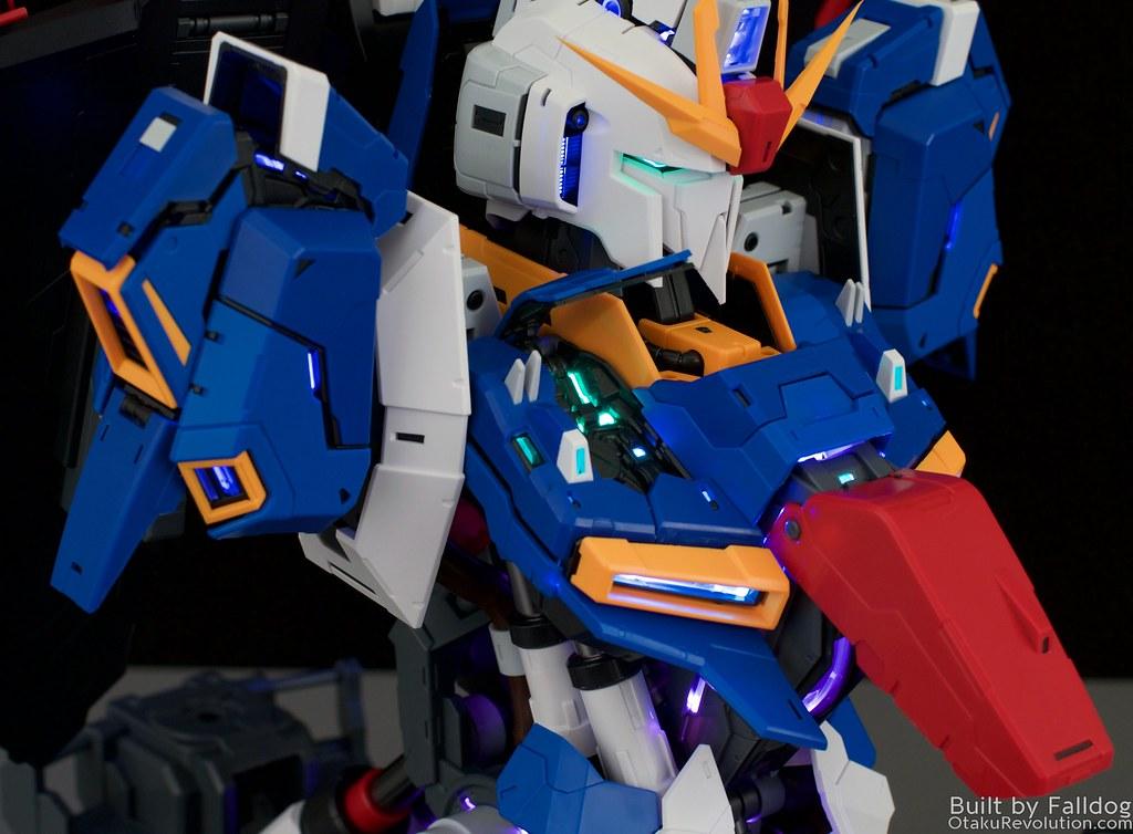 BSC Zeta Gundam Bust 4