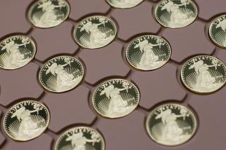 U.S. Mint proof bullion coins