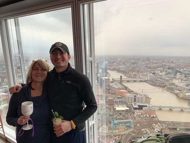 2019 London - Day 9 - The Shard