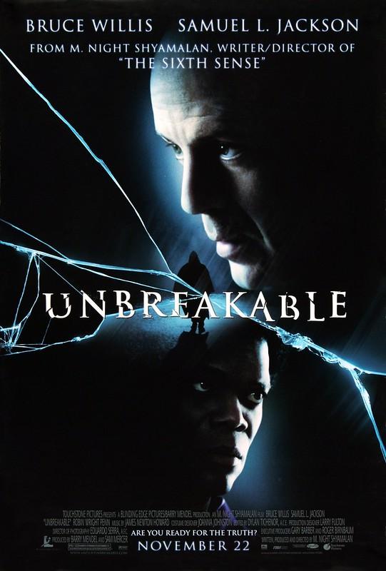 Unbreakable - Poster 1