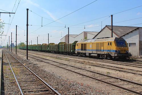 75101 TSO à Belleville-sur-Saône