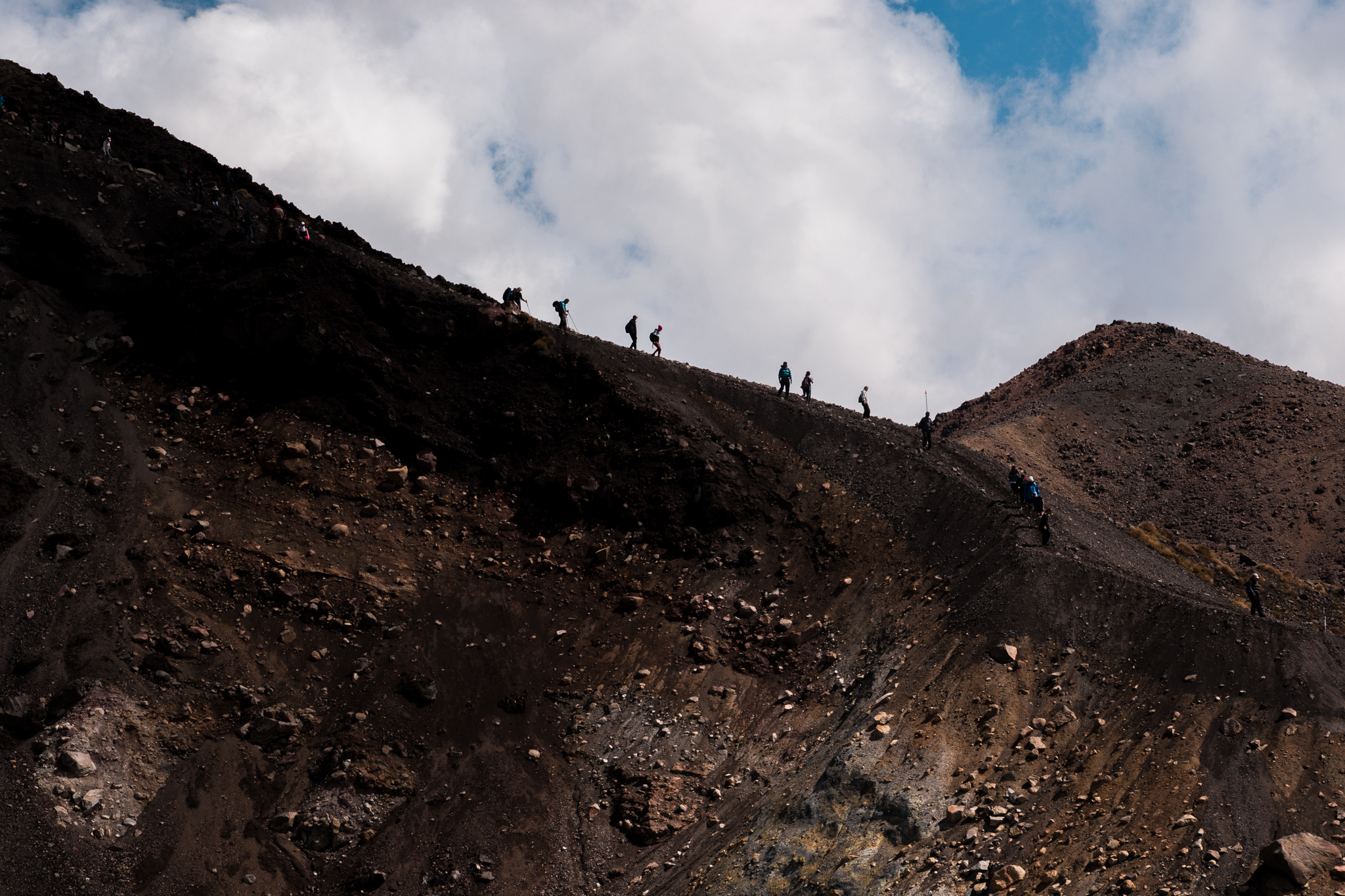 Tongariro crossing-35