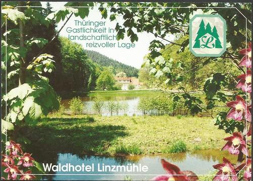 Waldhotel Linzmüle, Alemania
