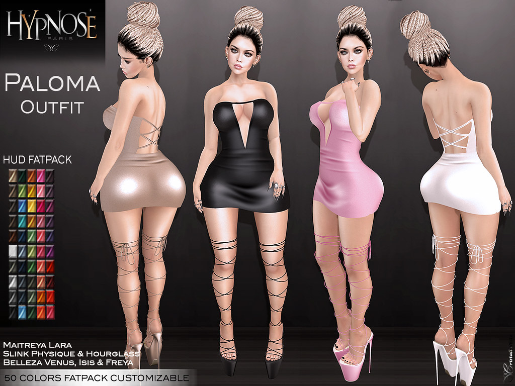 HYPNOSE – PALOMA OUTFIT