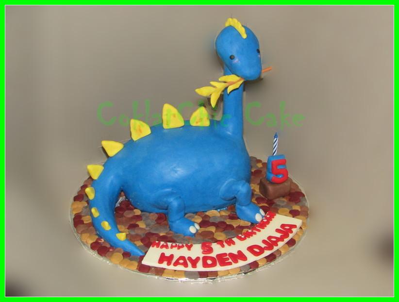Cake Dino HAYDEN 15 cm