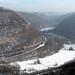 Geislinger Steige vom Tiroler Fels