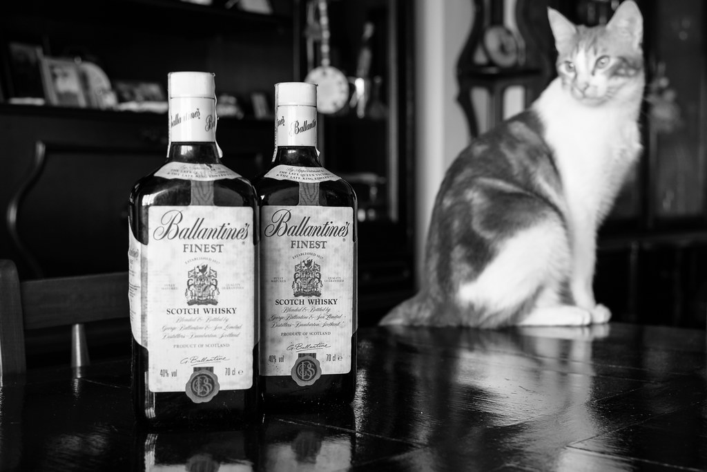 Ballantine's is better in couple