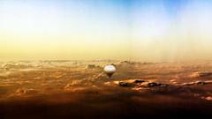 Balloon over Jupiter