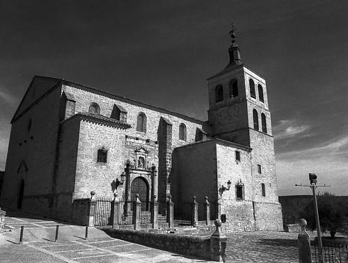 Cogolludo, iglesia de Santa María.