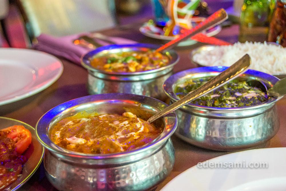 Ali Baba Tandoori & Curry Restaurant индийский ресторан в Паттайе