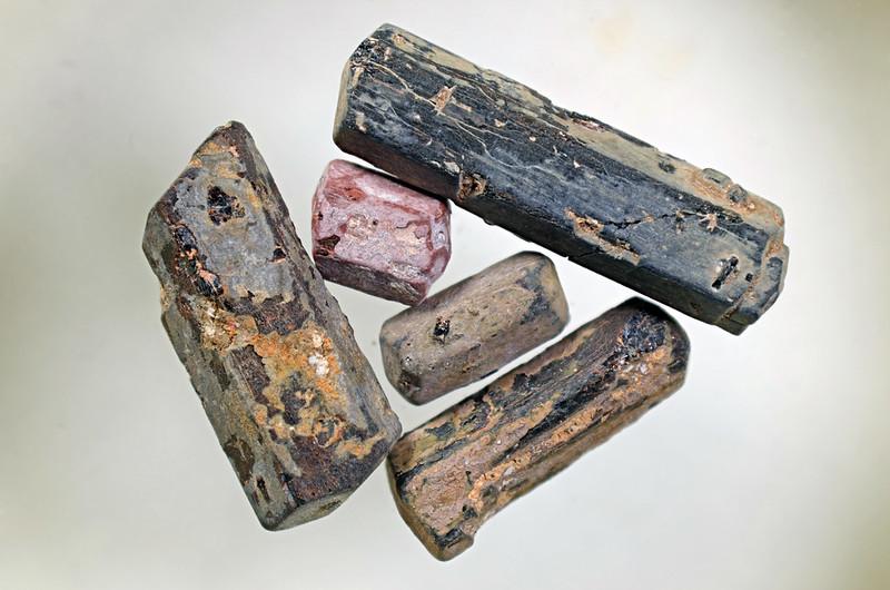 パーガス閃石 / Pargasite
