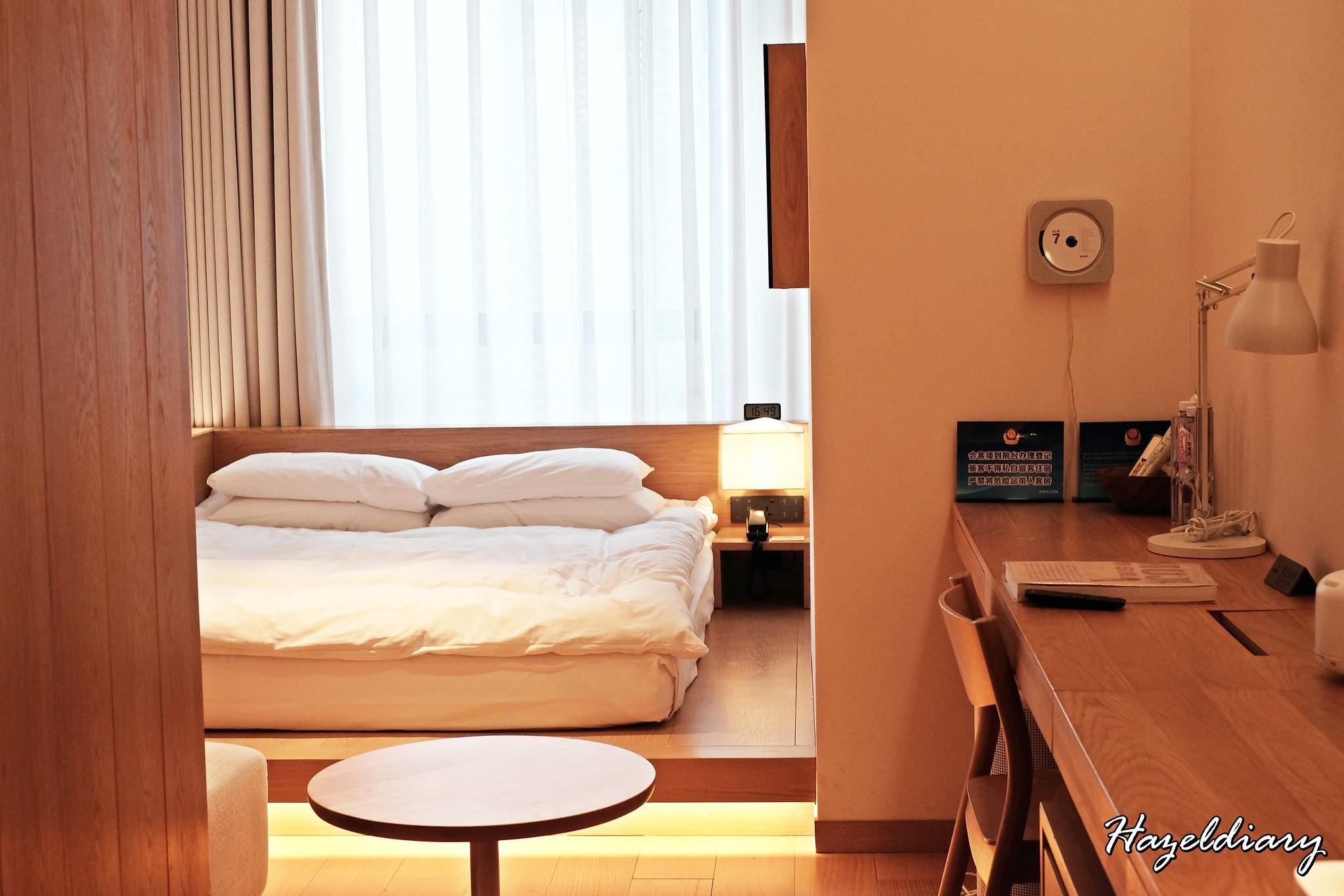 Muji Hotel Beijing Type B-Hazeldiary