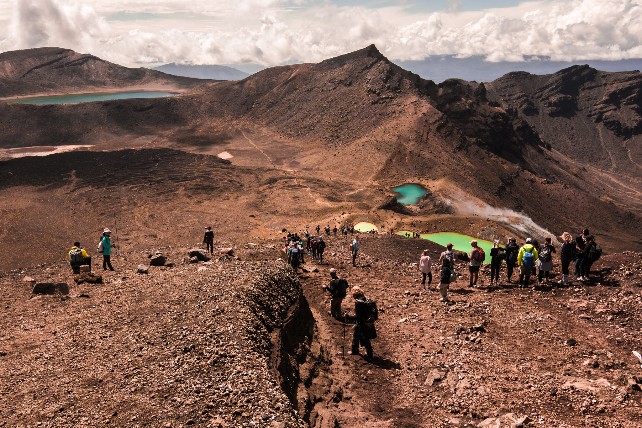 Tongariro crossing-29