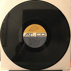 THE CAPITOLS:WE GOT A THING(RECORD SIDE-A)