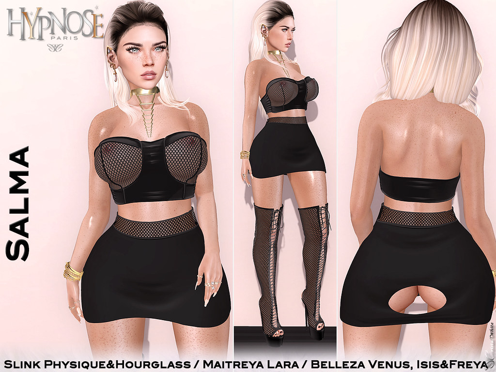HYPNOSE – SALMA OUTFIT